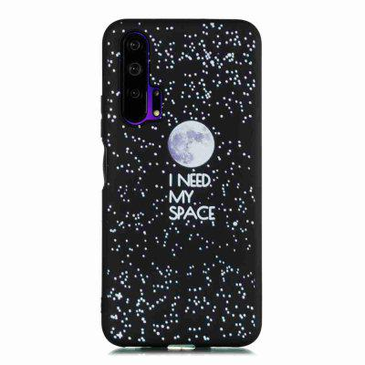 Frosted Painted TPU Phone Case for huawei Honor 20 Pro