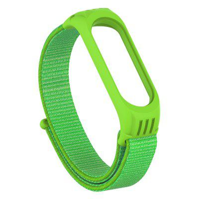 Aplicar Millet Hand Ring 3 / 4 General Nylon Loop Back Strap Watchcase Silicone