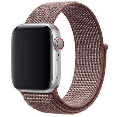 Voor Apple Watch Band Series 5 4 3 2 1 ademend Woven Nylon strap