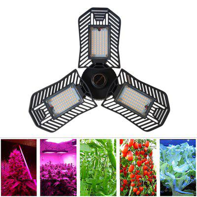LED Full Spectrum Plant Light E27 Deformabile Plierea Plant Light 50W plantare
