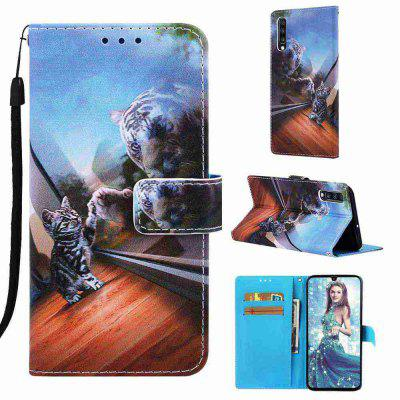 Stray Earth Painted PU Phone Case for Samsung Galaxy A70