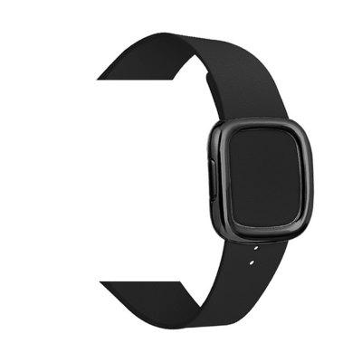 Leather Loop Strap Voor Apple Watch Band 5/4 44 / 42MM iWatch Series 3/2/1 40 / 38MM