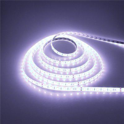 Waterproof 5M 300 LEDs 5050 SMD LED Strip Light with DC5.5x2.1 Female plug