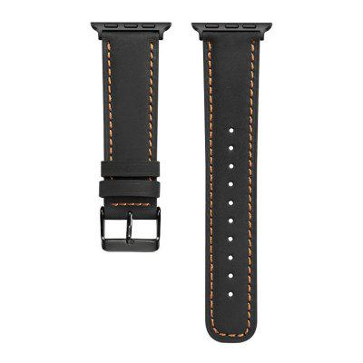 Leather Strap for Apple Watch 5 4 3 2 1 Generation Iwatch5 38/40mm 42/44MM