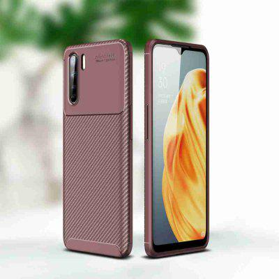 Carbon Fiber Phone Case for Oppo A91