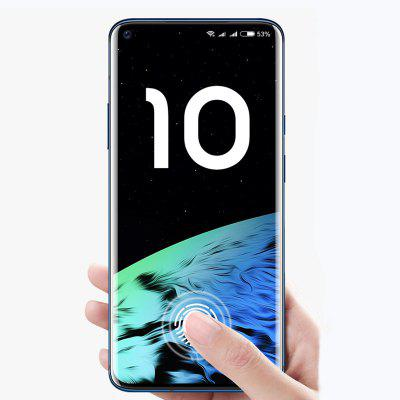 2 Mi 10 Mi 10 Pro Gehard Film Full Screen Cover Film Black