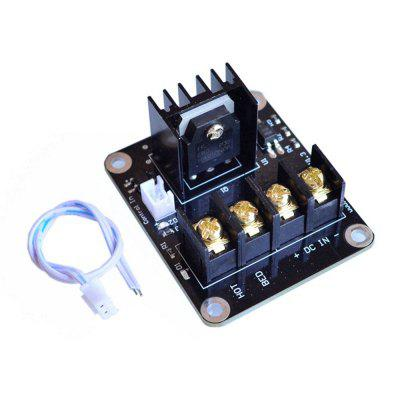 3D-printer moederbord High Power Hot Bed Module MOS Tube Vermogen Expansion