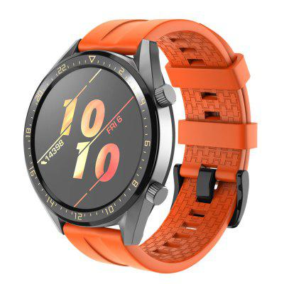 Sport silicon Watchband 22mm pentru Huawei Watch GT active / Onoare Magic ceas