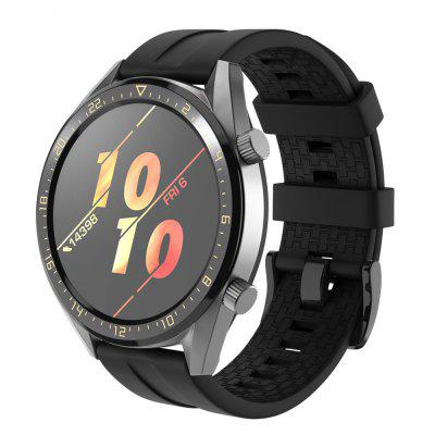 Sport Silicone Watchband 22mm for Huawei Watch GT Active / Honor Magic Watch