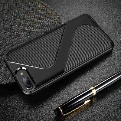 Pattern Carbon Fiber Phone Case for iPhone 6S Plus / Plus 6/7 PLUS / 8 Plus