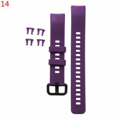 Watch Band voor Huawei Honor Band 4 / Huawei Honor 5 Huawei Sport TPE Wrist Strap