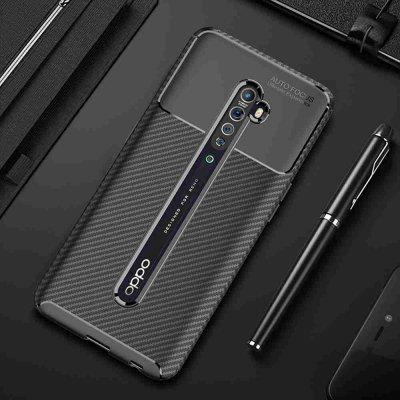Beetle Carbon Fiber Phone Case for Oppo  Reno2