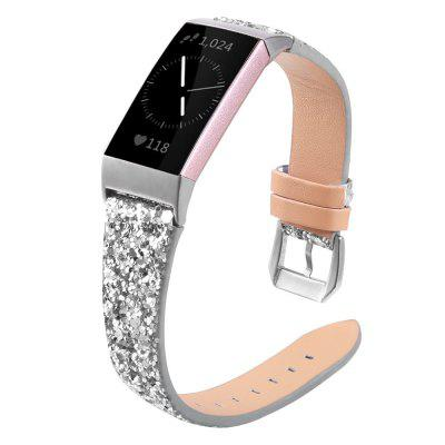 Watch Band for Fitbit Charge 3 Fitbit Jewelry Design Wrist Strap