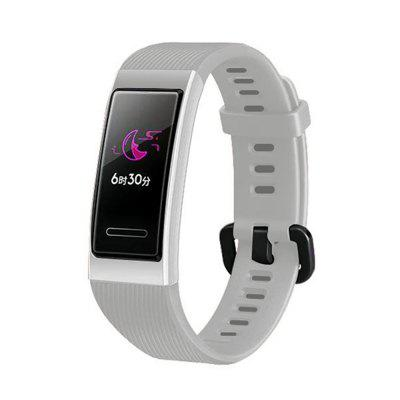 Watch Band for Huawei 3 Band 3 Pro Band Sport Silicone Bracelet Wristband