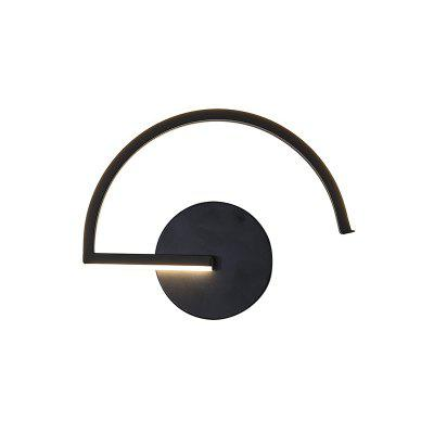 X818-A-MS Modern Simplicity Nordic Style Wall Lamp Warm Light