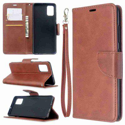 Lamsvel Phone Case voor Samsung Galaxy A51