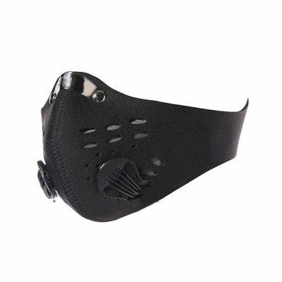 Rowerem Activated Carbon Mask kurzu