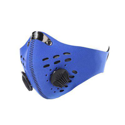 Велоспорт Activated Carbon пыле Mask Cycling Dustproof Mask фото