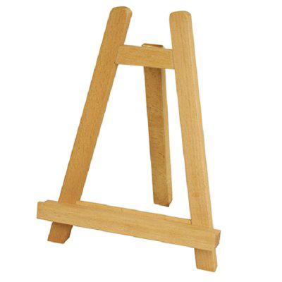 I155696 Wooden Frame Small Picture Board Easel (10 Sets)