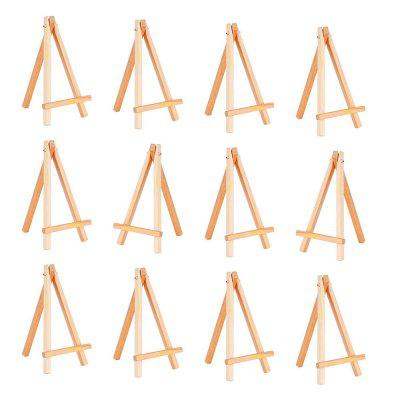 140112 Log Tripod Small Easel Display Ornament (Large Size 10 Sets)