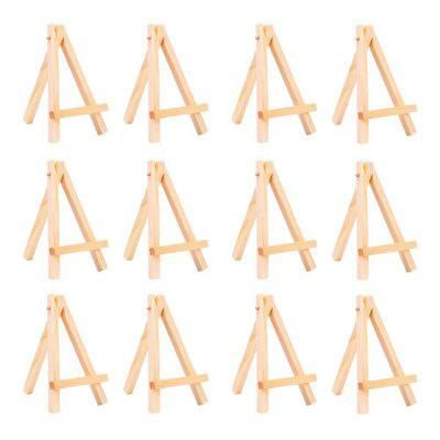 140111 Triangular Bracket Small Easel Display Ornament (Small Size 10 Sets)