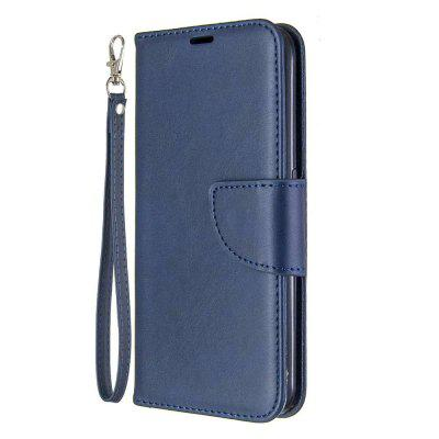 Lambskin PU Phone Case for Samsung Galaxy A01