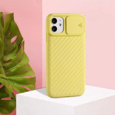 Push Window Anti-Fall TPU Phone Case for Iphone 11 Pro