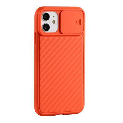 Push Window Anti-Fall TPU Phone Case for Iphone 11