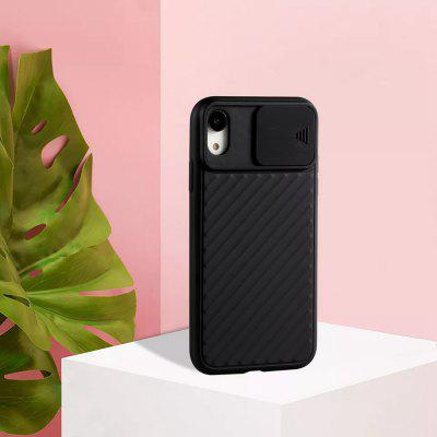 Push Window Anti-Fall TPU Phone Case for Iphone Xs Max