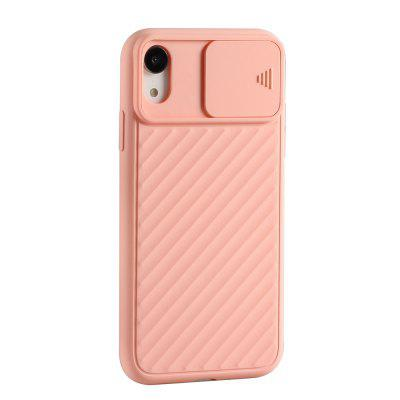 Push Window Anti-Fall TPU Phone Case for Iphone Xr
