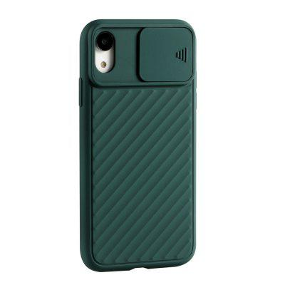 Empurre Janela Anti-Queda TPU Phone Case para Iphone Xs / x