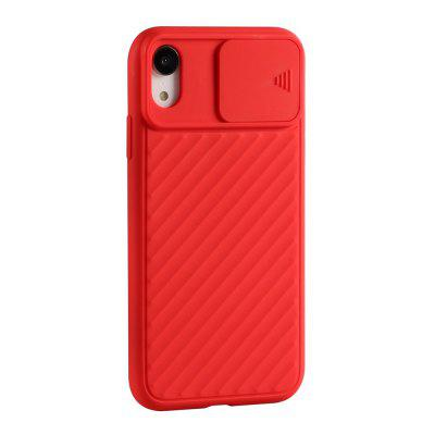 Push Window Anti-Fall TPU Phone Case for Iphone Xs / x