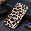 Electroplated Marble Process Phone Case for iPhone 6  / 6S - MULTI-A