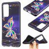 Relief Painted TPU Phone Case for Huawei P40 - MULTI-A