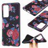 Relief Painted TPU Phone Case for Huawei P40 - MULTI-C