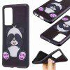 Relief Painted TPU Phone Case for Huawei P40 - MULTI-F