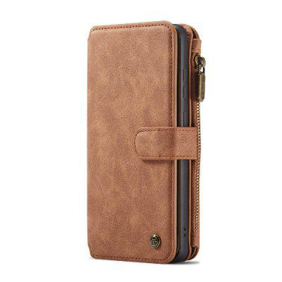 CaseMe  2 in 1 can separate mobile phone leather for Samsung S20 Plus