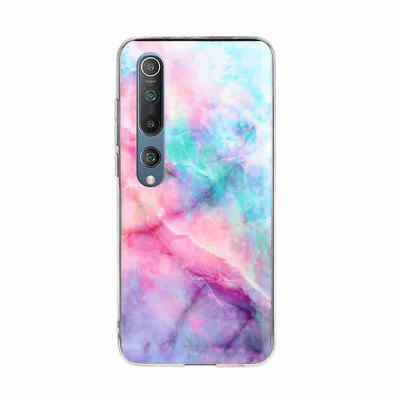TPU Marble Painted Phone Case for Xiaomi 10 / 10 Pro