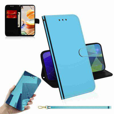 Pure Color Like Mirror Phone Case for LG K61