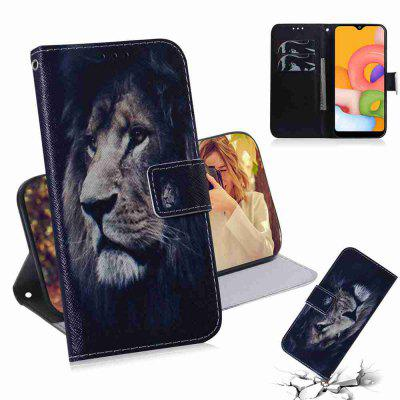 Multi-Pattern Painted Phone Case for Samsung Galaxy A01