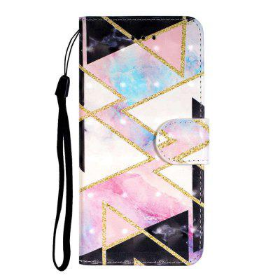 3D Painted PU Phone Case for Samsung Galaxy A71