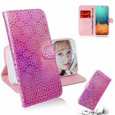 Solid Color Dazzling Phone Case for Samsung Galaxy A71