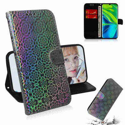 Solid Color Dazzling Phone Case for Xiaomi  CC9 Pro / Note 10 / Note 10 Pro