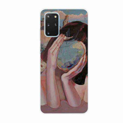 TPU Painting Phone Case  for Samsung Galaxy S20 Plus