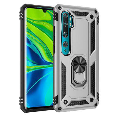 Ring Buckle Kickstand Armor Phone Case Cover voor Xiaomi Note 10 / Note 10 Pro