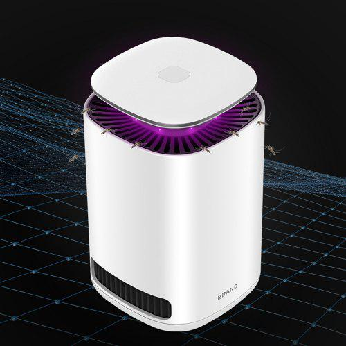 UV Mosquito Catching USB Electric Mosquito Killer Lamp LED Trap Repellent Light