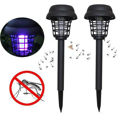 Solární energie Bug zappers Light Outdoor Vodotěsné Mosquito Repeller Light