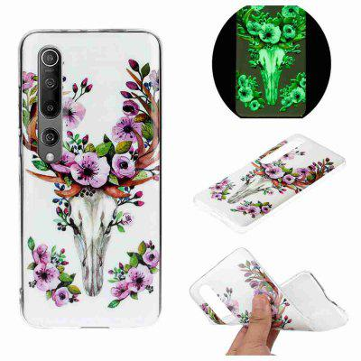 Luminous Painted TPU Phone Case for Xiaomi 10 / 10 Pro