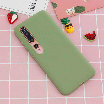 TPU Candy Material Phone Case for  Xiaomi 10 / 10 Pro