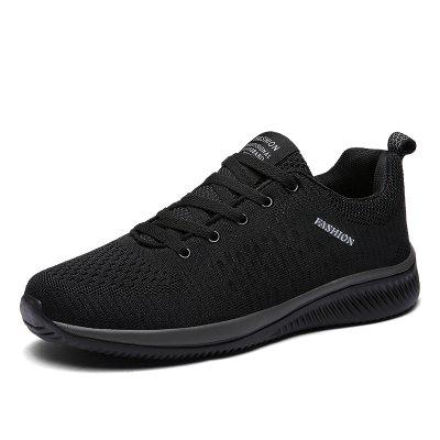 Men Sneakers High Sports Shoes Outdoor breathable Sports Net Shoes